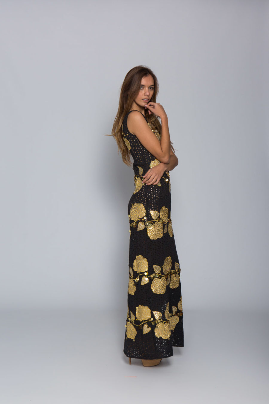 Las Noches Ibiza | shop MOON MAXI DRESS