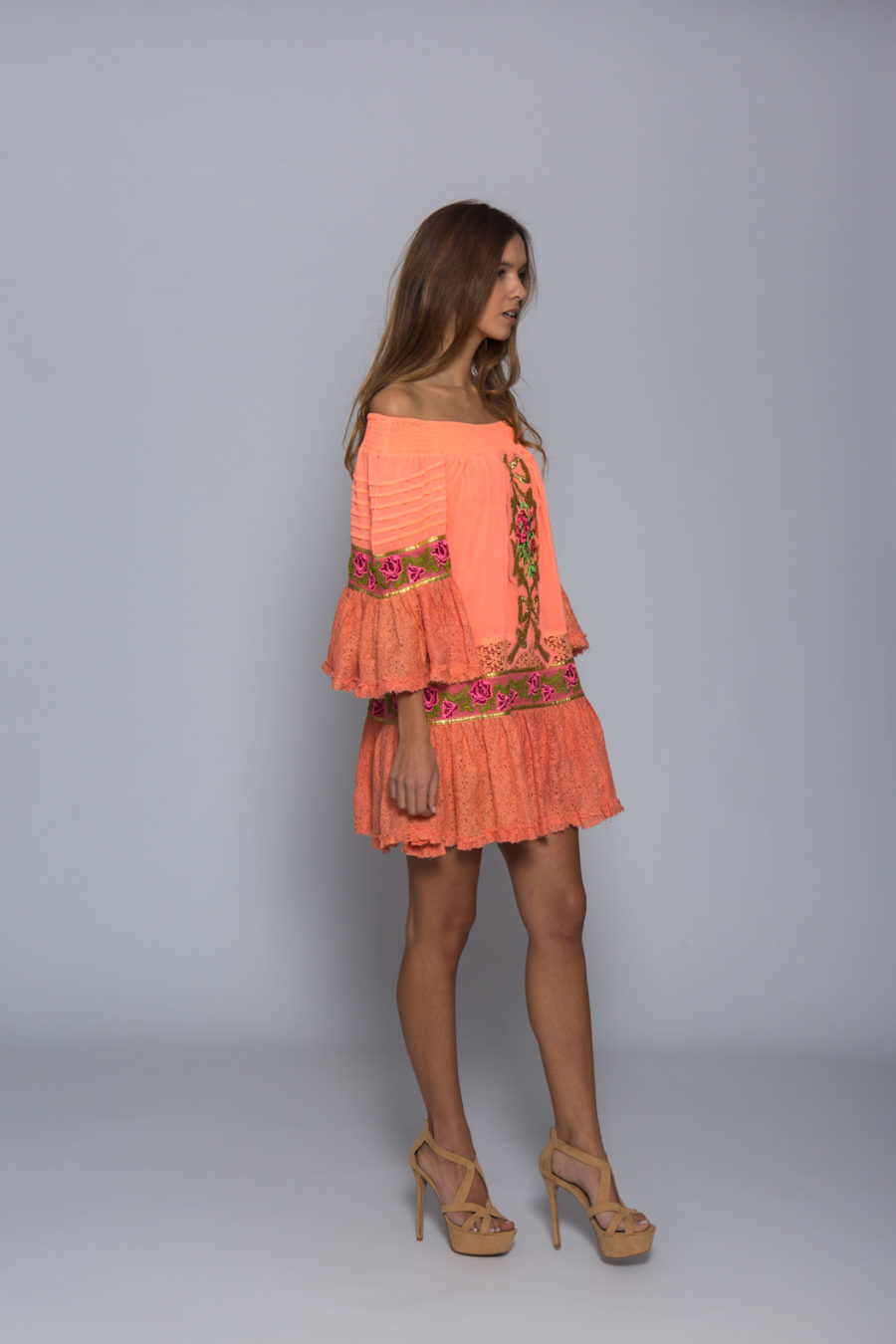 Las Noches Ibiza | shop FORMENTERA ROMANTIC DRESS