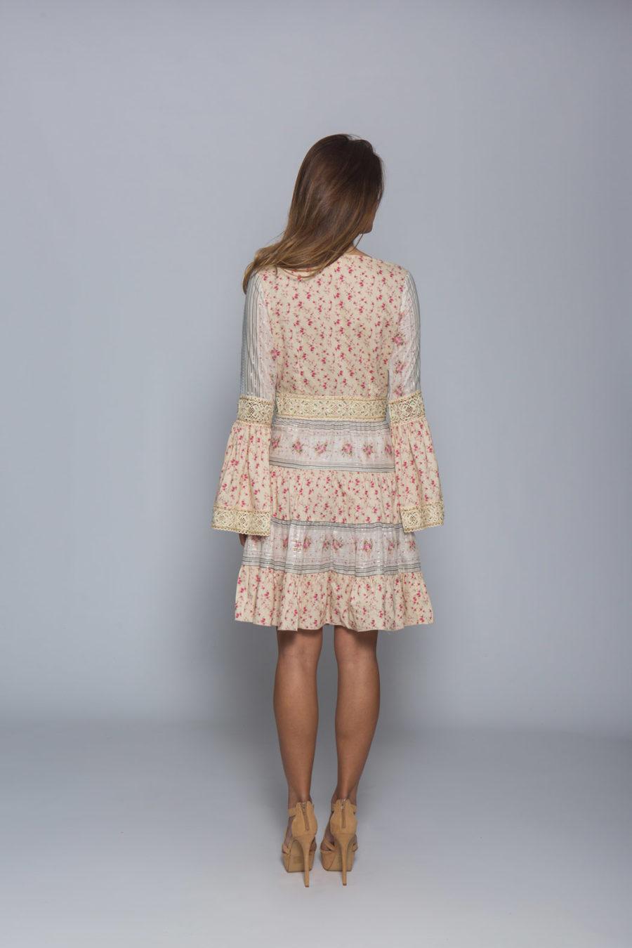 Las Noches Ibiza   shop PRAIRIE DRESS